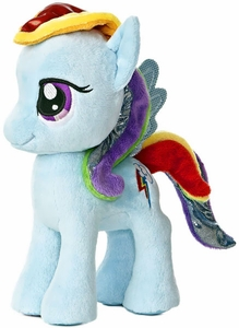 Aurora My Little Pony Friendship is Magic LARGE 10 Inch Plush Rainbow Dash [Standing]
