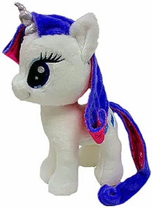 Aurora My Little Pony Friendship is Magic SMALL 6.5 Inch Plush Rarity