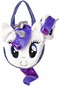 Aurora My Little Pony Friendship is Magic SMALL 6.5 Inch Plush Rarity with Purse