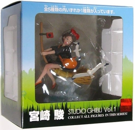 Studio Ghibli Diorama Collection Volume 1 Kikis Delivery Service