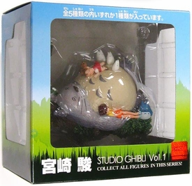 Studio Ghibli Diorama Collection Volume 1 My Neighbor Totoro