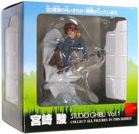 Studio Ghibli Diorama Collection Volume 1 Nausicaa of the Valley of the Winds