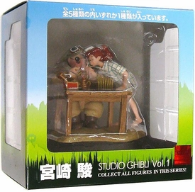 Studio Ghibli Diorama Collection Volume 1 Porco Roso