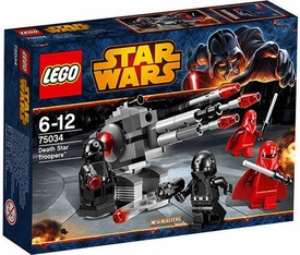 LEGO Star Wars Set #75034 Death Star Troopers