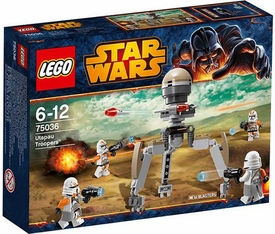 LEGO Star Wars Set #75036 Utapau Troopers New!