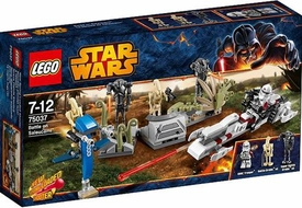 LEGO Star Wars Set #75037 Battle on Saleucami