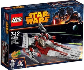LEGO Star Wars Set #75039 V-Wing Starfighter New!