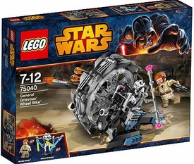 LEGO Star Wars Set #75040 General Grievous Wheel Bike
