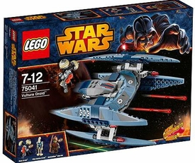 LEGO Star Wars Set #75041 Vulture Droid New!