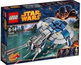 LEGO Star Wars Set #75042 Droid Gunship New!