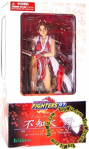 King of Fighters '97 PVC Statue Mai Shiranui