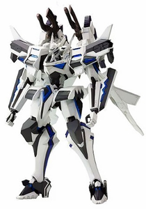 Muv-Luv Alternate Total Eclipse Shiranui Type-2 Phase 3 Yuya Bridges Custom Plastic Model Kit Pre-Order ships March