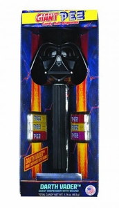 Star Wars Giant PEZ Dispenser Darh Vader Pre-Order ships April