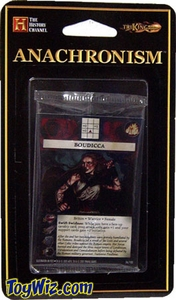 Anachronism Card Game Warrior Pack Briton Boudicca BLOWOUT SALE!