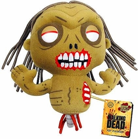 Funko POP! Walking Dead Plush Figure Bicycle Girl Zombie