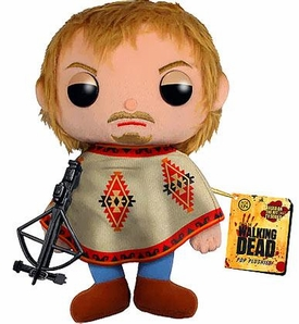 Funko POP! Walking Dead Plush Figure Daryl Dixon