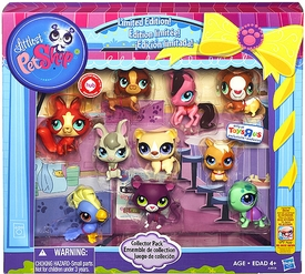 Littlest Pet Shop Exclusive Limited Edition Collector's 10-Pack [Horse, Panther, Dachsund, Cockatoo, Guinea Pig, Hamster, Turtle, Fox, Bear & Bunny]