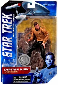 Star Trek Diamond Select Exclusive Action Figure Captain Kirk