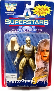 WWF Superstars Wrestling Action Figure Goldust