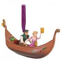 Disney Tangled Exclusive Flynn & Rapunzel Ornament