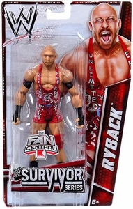 Mattel WWE Wrestling Survivor Series Exclusive Action Figure Ryback