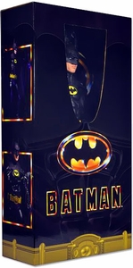 NECA Batman Quarter Scale Action Figure Michael Keaton Batman [1989]