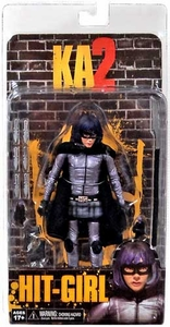 NECA Kick Ass 2 Series 1 Action Figure Hit-Girl