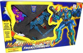 Transformers Timelines Botcon 2013 Exclusive Action Figure 5-Pack Hoist, Skywarp, Strika, Obsidian, Megaplex & Treadshot
