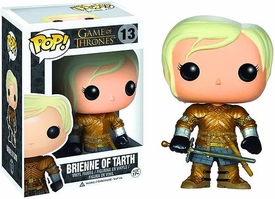 Funko POP! Game Of Thrones Vinyl Figure Brienne Pre-Order ships August