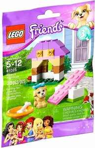 LEGO Friends Set #41025 Puppy's Playhouse  [Bagged] New!