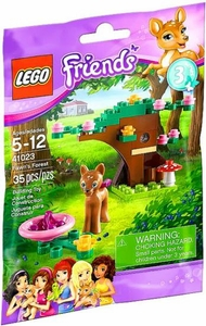 LEGO Friends Set #41023 Fawn's Forest  [Bagged] BLOWOUT SALE!