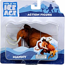 Ice Age Continental Drift Movie Action Figure Manny