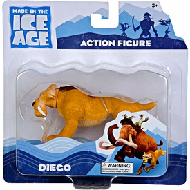 Ice Age Continental Drift Movie LOOSE Action Figure Diego