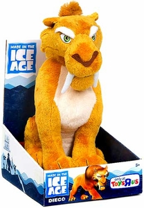 Ice Age Continental Drift Movie Plush Diego