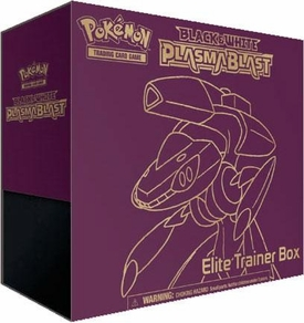 Pokemon Black & White Elite Trainer Box Plasma Blast