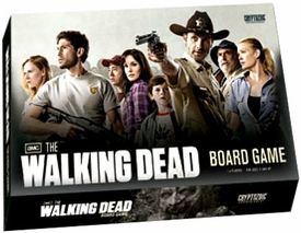 The Walking Dead TV Series Board Game #1