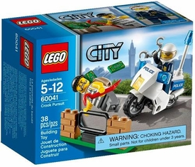 LEGO City Set #60041 Crook Pursuit