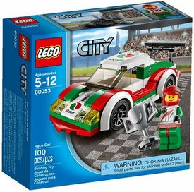 LEGO City Set #60053 Race Car