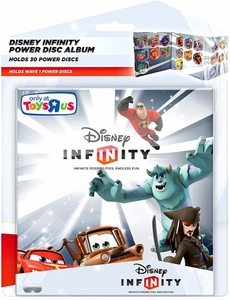 Disney Infinity Exclusive Power Disc Album [Holds 30 Discs]