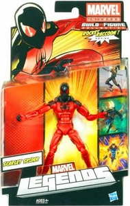 Marvel Legends 2013 Series 2 Action Figure Scarlet Spider