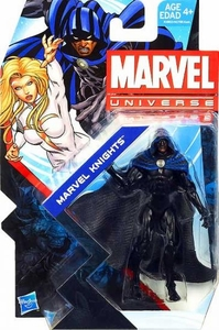 Marvel Universe 3 3/4 Inch Series 23 Action Figure #017 Cloak {Marvel Knights}
