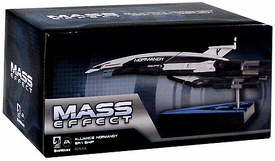 Mass Effect Dark Horse Replica Ship Alliance Normandy SR-1