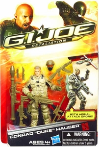 GI Joe Retaliation Movie 3.75 Inch Action Figure Conrad