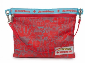 AllerMates Red Medicine Bag