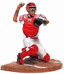 McFarlane Toys MLB Sports Picks Series 32 Action Figure Yadier Molina (St. Louis Cardinals)  Pre-Order ships April