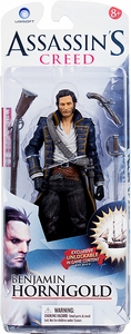 McFarlane Toys Assassin's Creed Action Figure Benjamin Hornigold [Unlocks Benjamin Hornigold's Sails!]