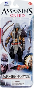 McFarlane Toys Assassin's Creed Action Figure Ratonhnhake: Ton [Unlocks Initiates Achievement!]
