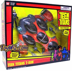 Teen Titans Deluxe Vehicle T-Sub