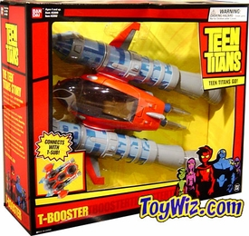 Teen Titans Deluxe Vehicle T-Booster Hard to Find!