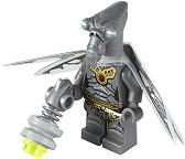 LEGO Star Wars LOOSE Mini Figure Clone Wars Geonosian Zombie with Sonic Blaster